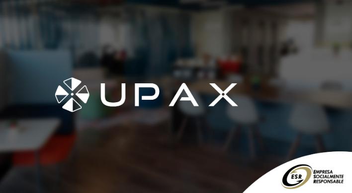 UPAX será distinguida como Empresa Socialmente Responsable