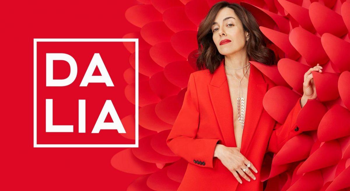 Cecilia Suárez es la imagen de 'Dalia', la nueva colección de TANE