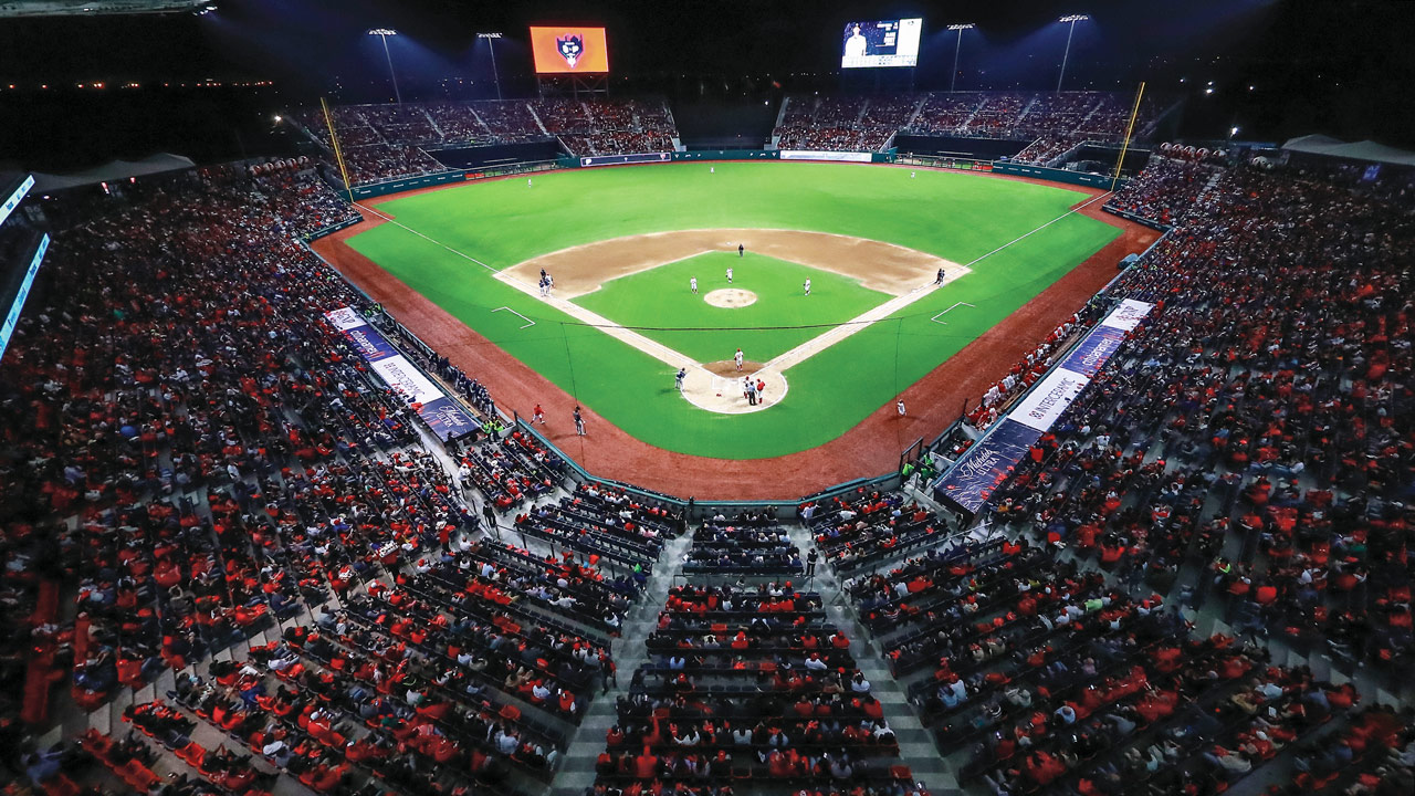 Liga Mexicana de Beisbol retrasa temporada por coronavirus; futbol se juega a puertas cerradas