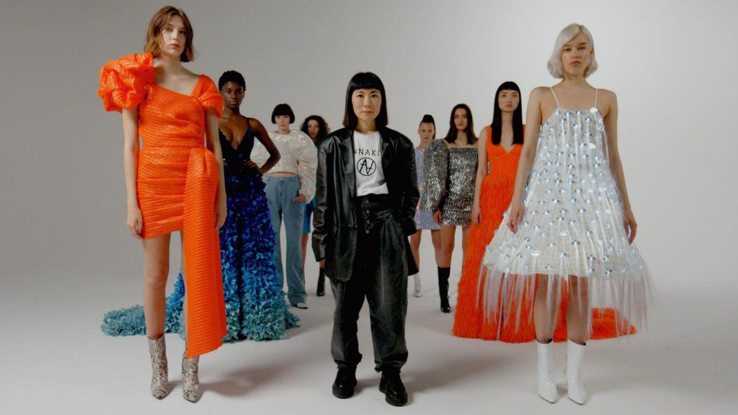 Huawei presenta colección de moda creada con Inteligencia Artifical