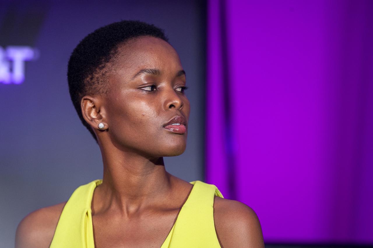 Modelos reales para las nuevas generaciones y no sólo de belleza: Flaviana Matata