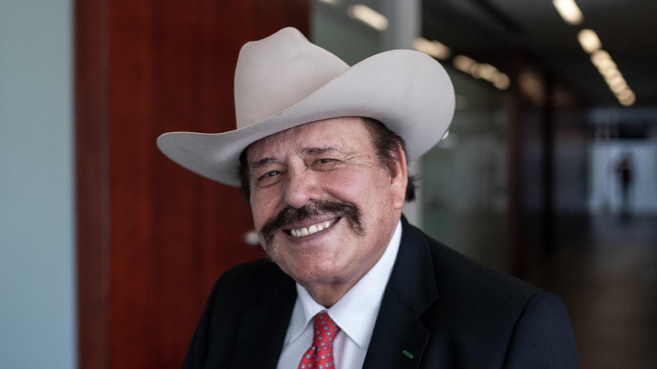 Senador Guadiana pide descongelar cuentas de Altos Hornos