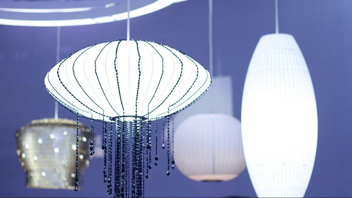 Creativos mexicanos intervienen lámparas Herman Miller