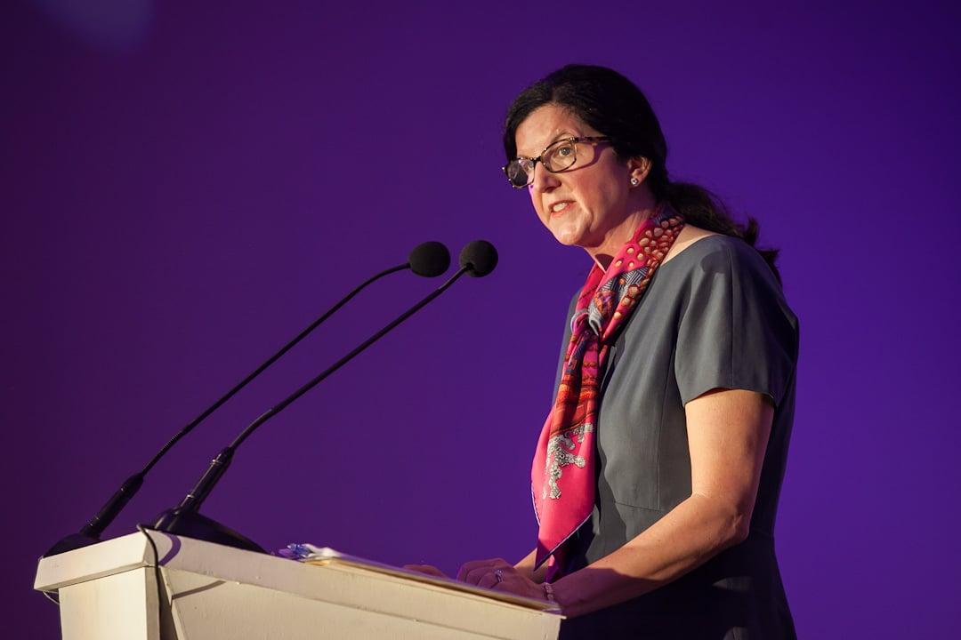 Equidad de género, un asunto de seguridad nacional para EU: Kimberly Breier