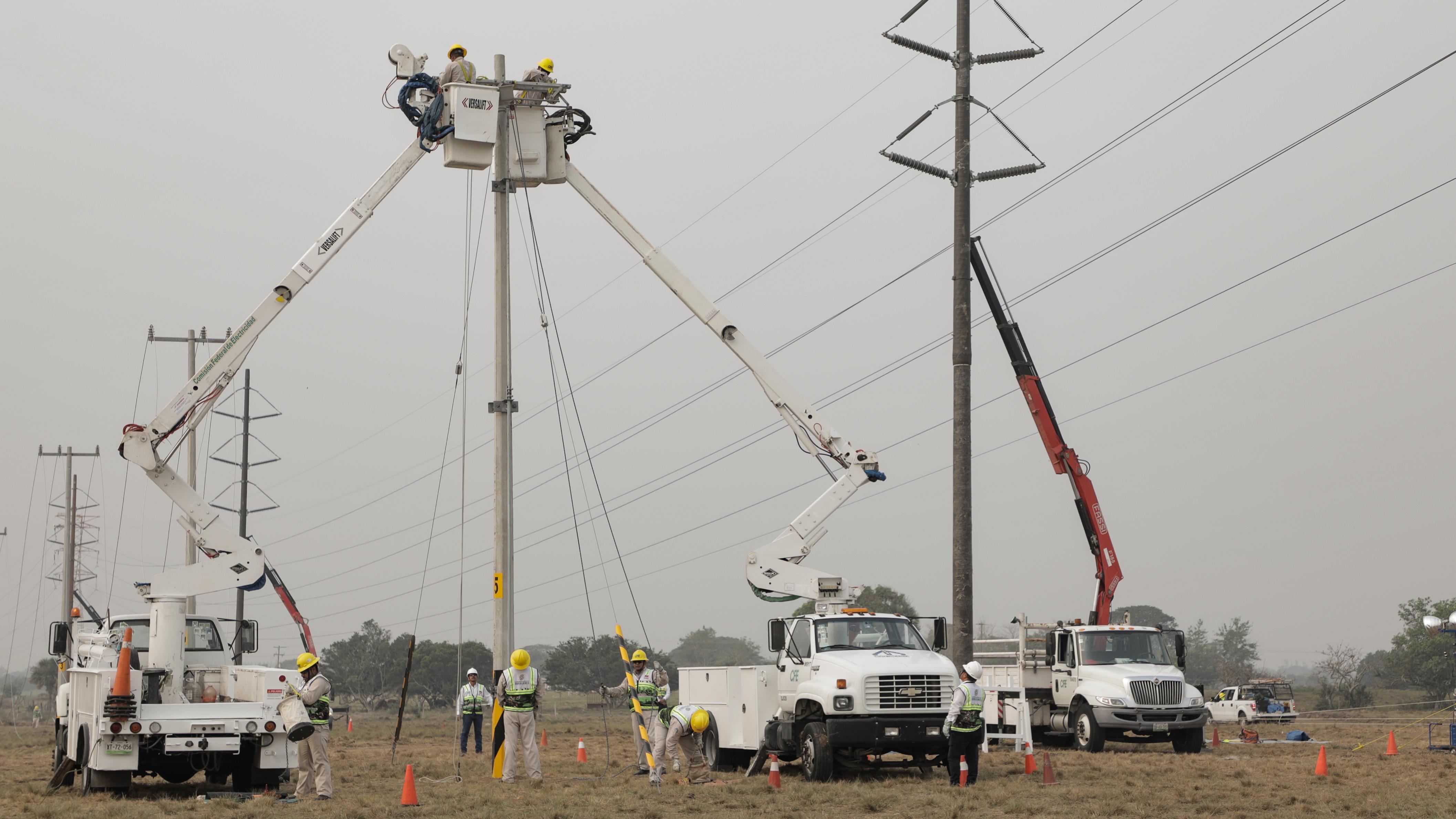 CFE se alista para enfrentar 5 huracanes intensos durante 2019