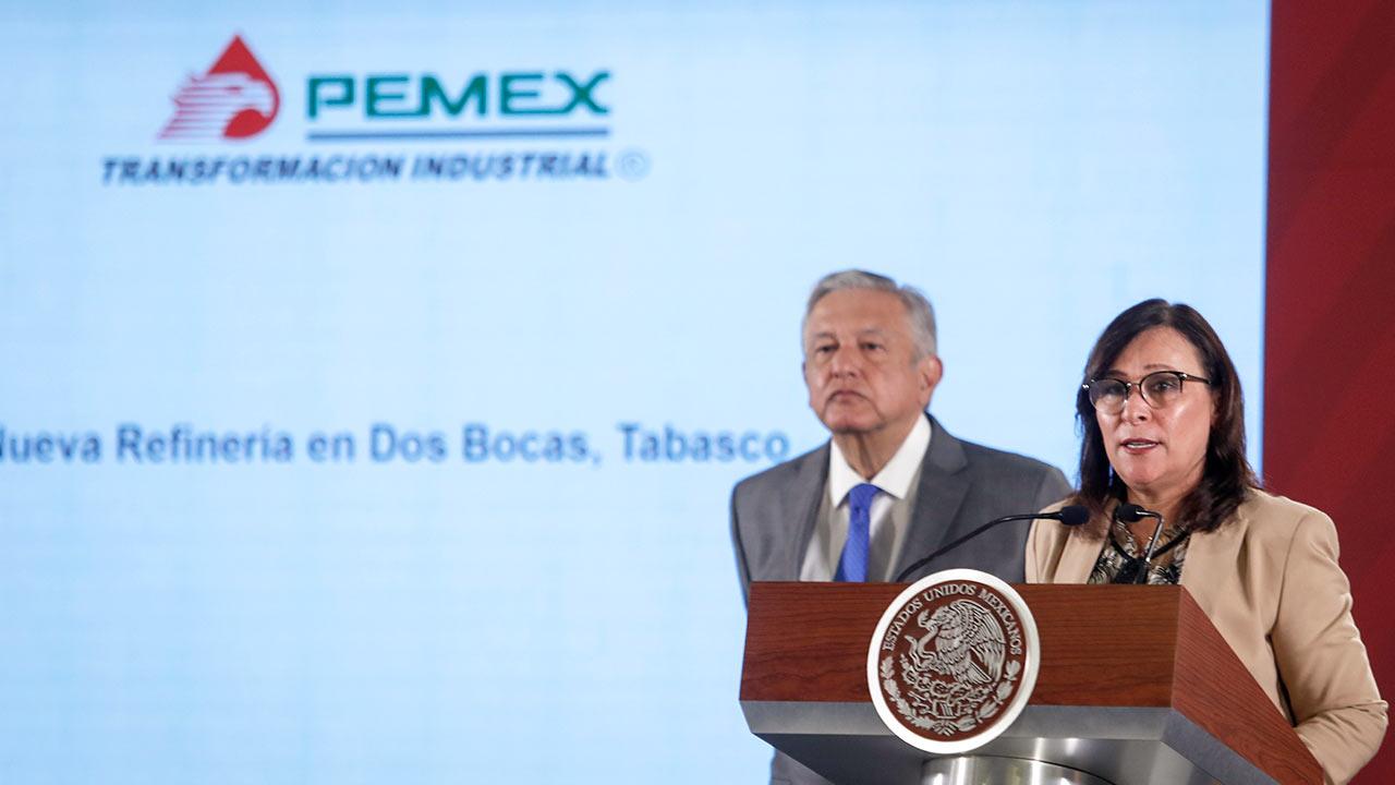 FMI recomienda a gobierno de AMLO posponer refinería en Dos Bocas