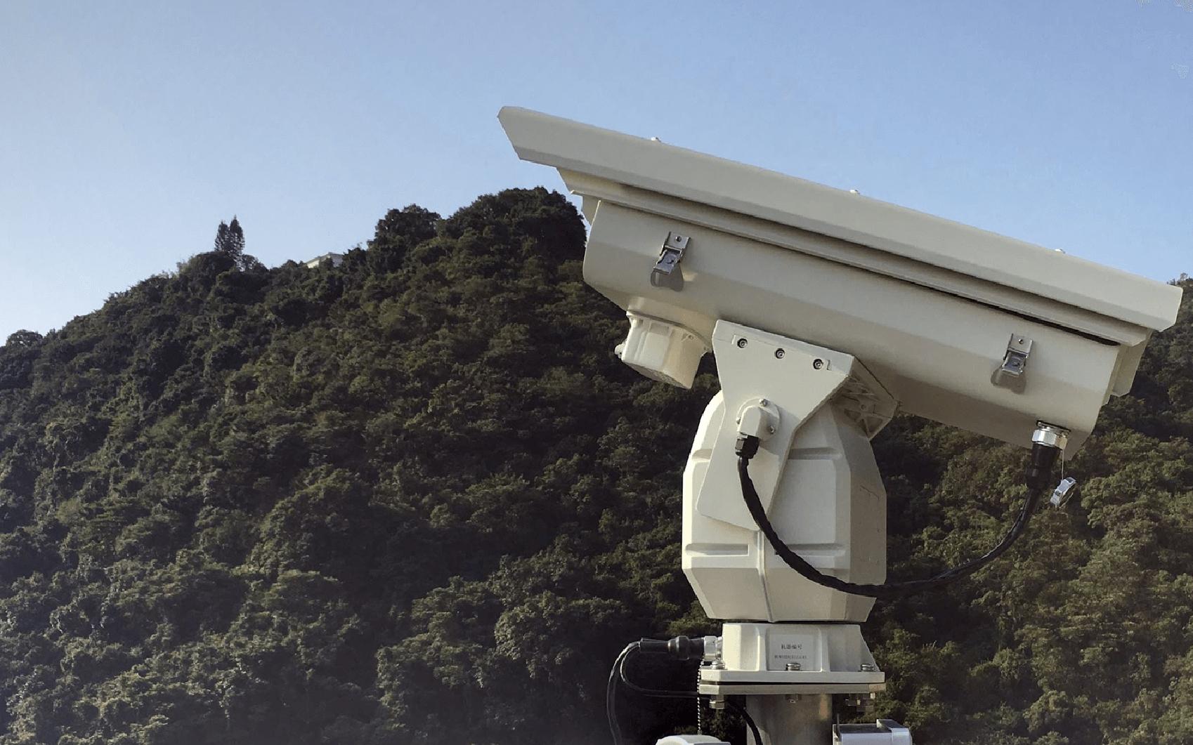 Los robots que pueden detectar incendios forestales están en México