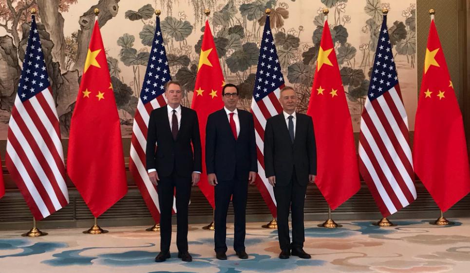 Conversaciones 'fructíferas' entre EU y China para terminar con algunos aranceles: Mnuchin