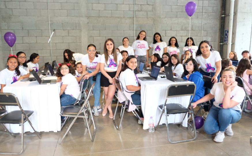 Uber lanza programa para capacitar a niñas mexicanas en ciencia y tecnología