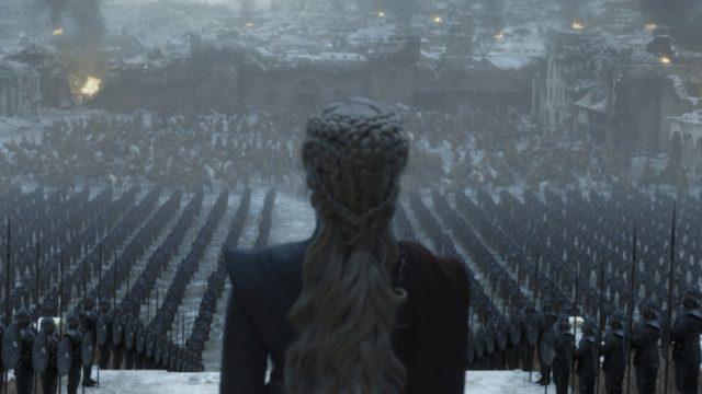 La octava temporada de Game of Thrones es la peor evaluada de la saga