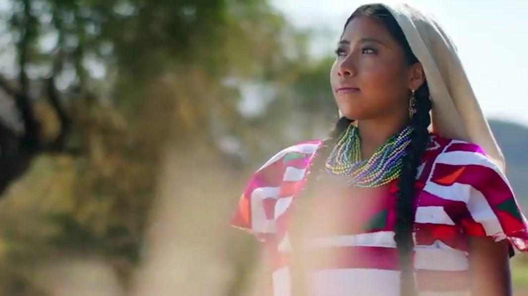 Yalitza Aparicio desmiente que vaya a bailar en la Guelaguetza
