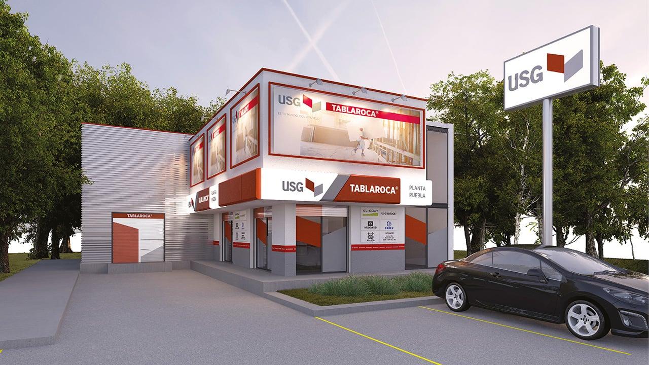 USG, dueña de Tablaroca, alista su expansión en México