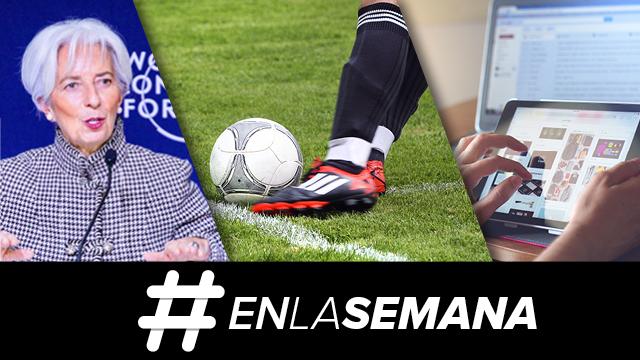 Agenda Forbes | AMLO recibe a jefa del FMI; el fútbol tendrá dos campeones y llegan los descuentos a tu laptop