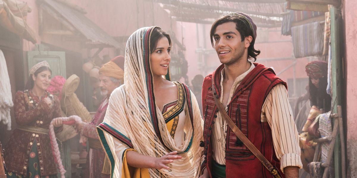 7 cosas que no sabías de 'Aladdin' en versión live action