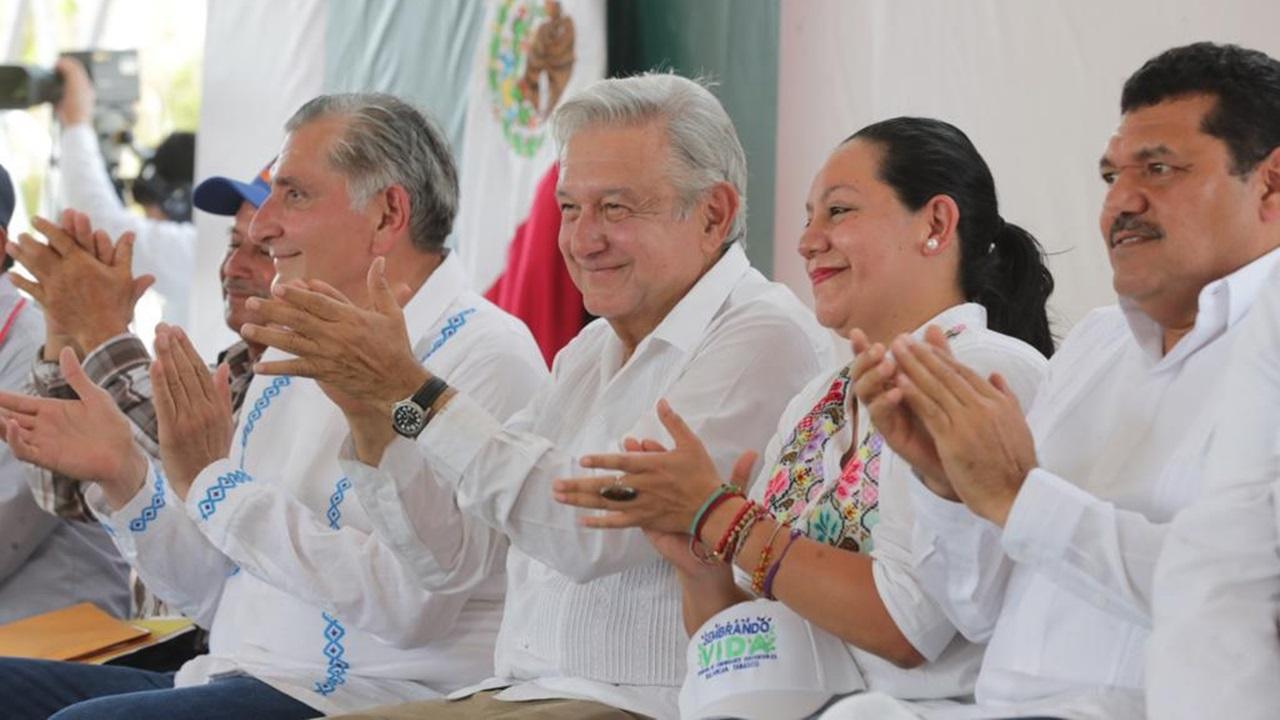 AMLO compromete recursos del Instituto para Devolverle al Pueblo lo Robado