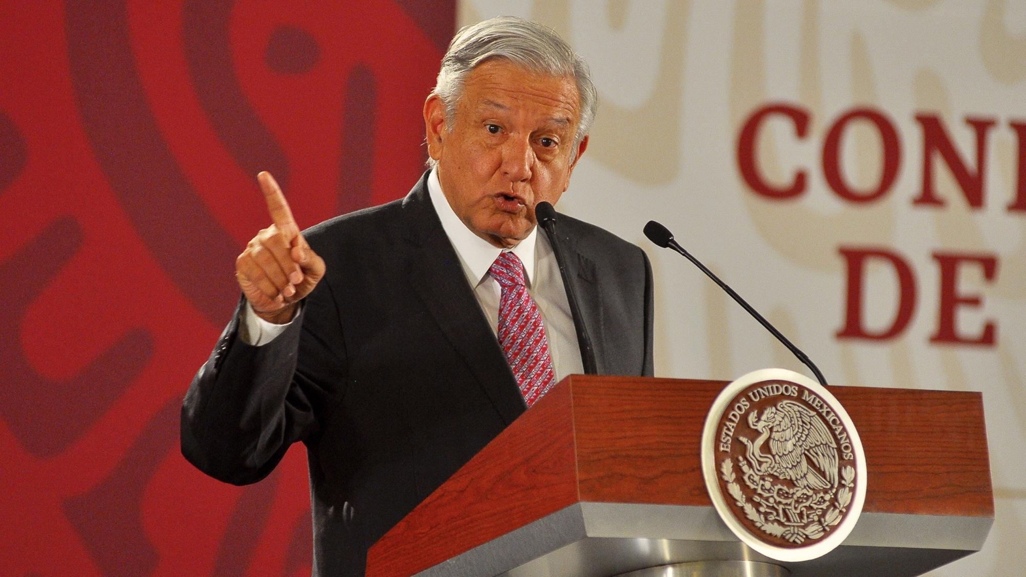 "Con EU queremos ""respeto mutuo"" a nuestras soberanías: López Obrador"
