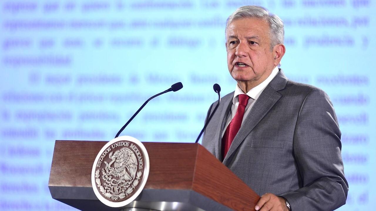 López Obrador y Ebrard confían en que se logrará acuerdo con EU