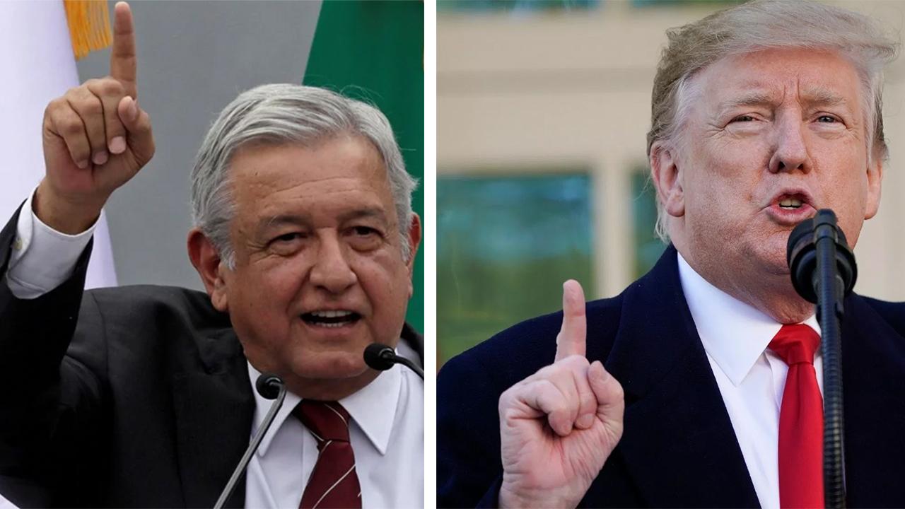 La visita del presidente López Obrador a los Estados Unidos