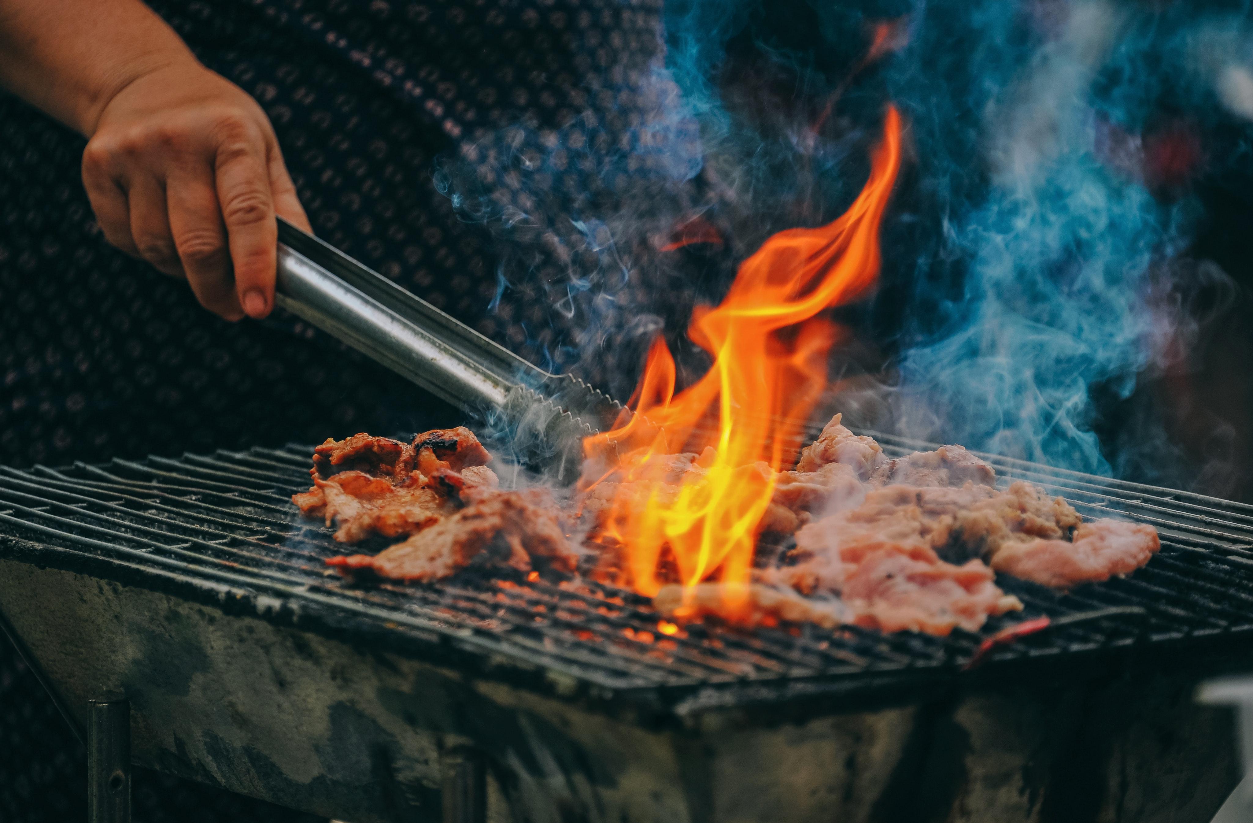 Tu carne asada está asfixiando a la CDMX, aún más que los incendios