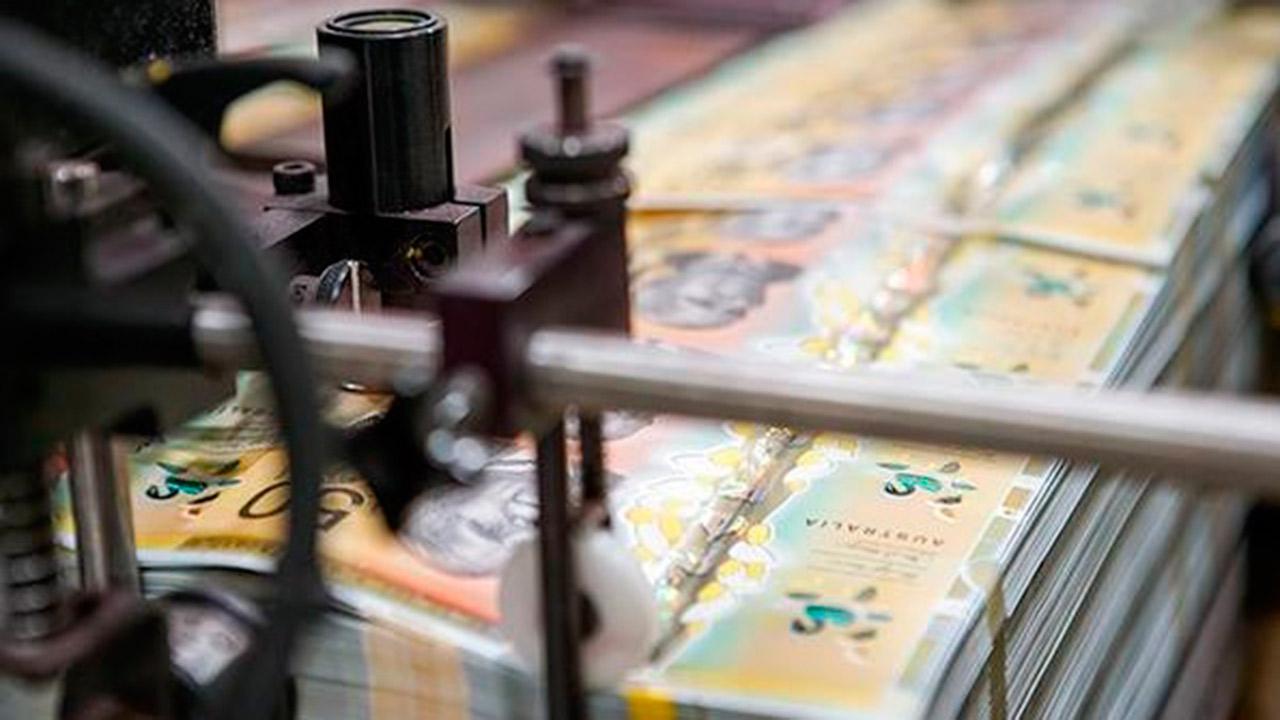 Australia emite casi 50 millones de billetes con un error ortográfico