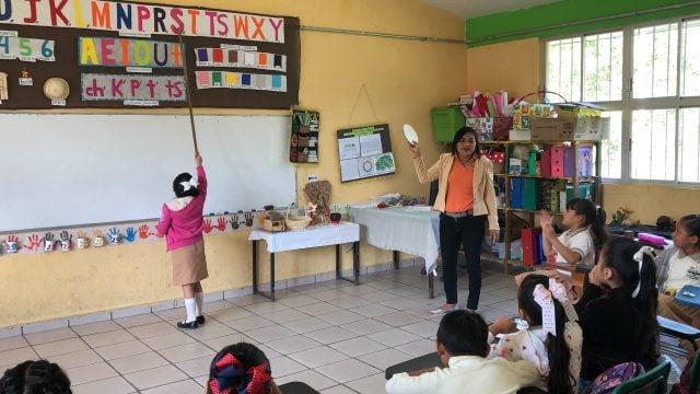 Clases en Mexico