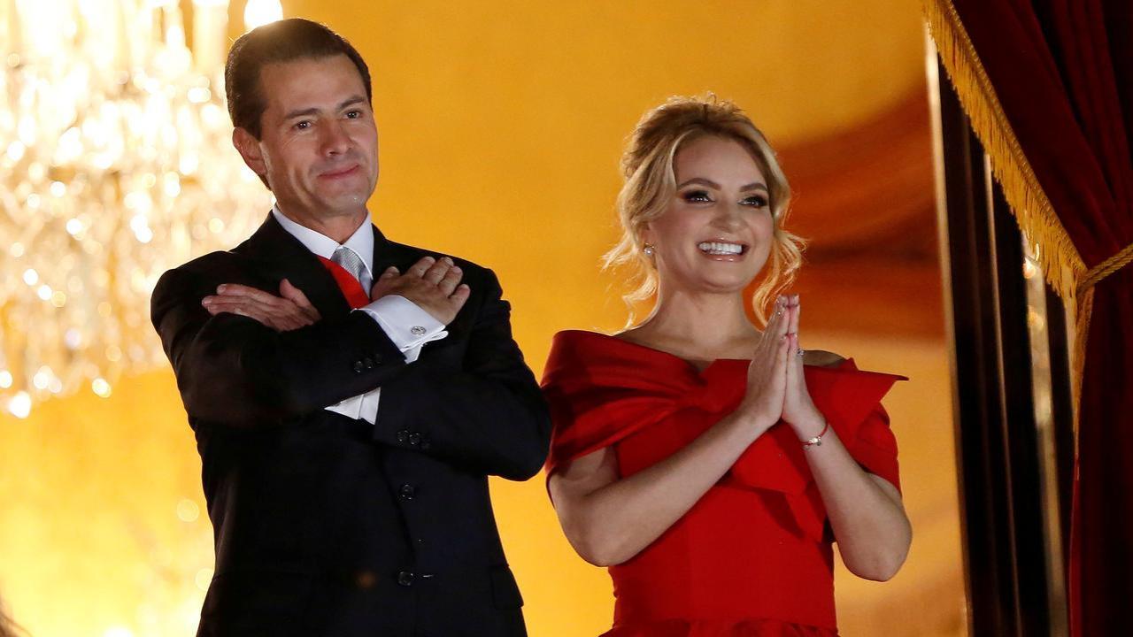 Peña Nieto concluye divorcio con Angélica Rivera