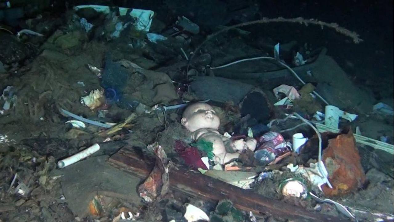 Descubren el depósito de basura más grande del planeta… en el fondo del mar