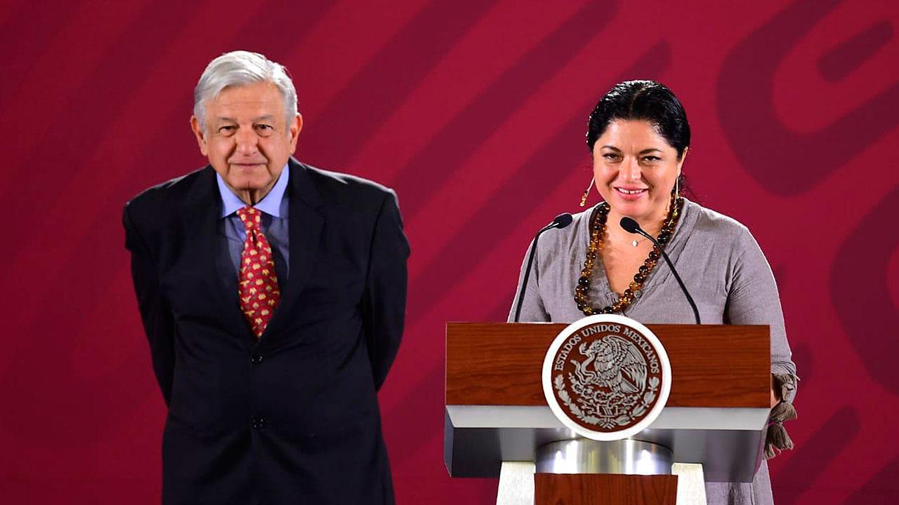 Se negó permiso para homenaje religioso en Bellas Artes, asegura Fraustro