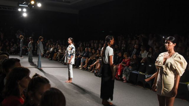 Fashion Week San José moda the grin label