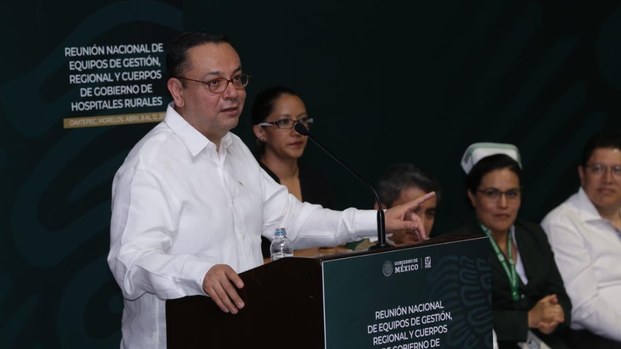 SHCP señala motivos administrativos en renuncia de Germán Martínez