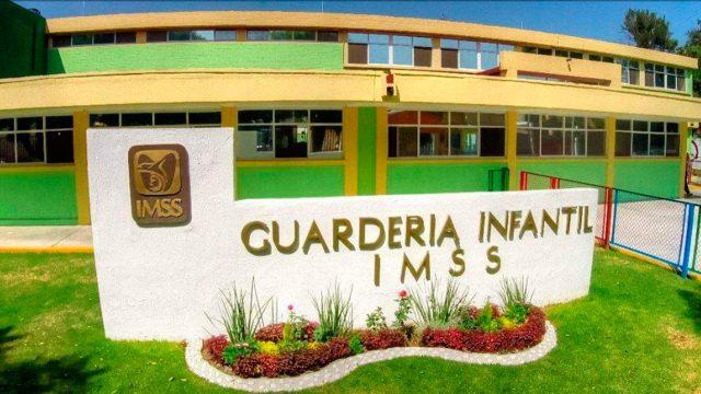 Guarderia #UnDiaSinNosotras