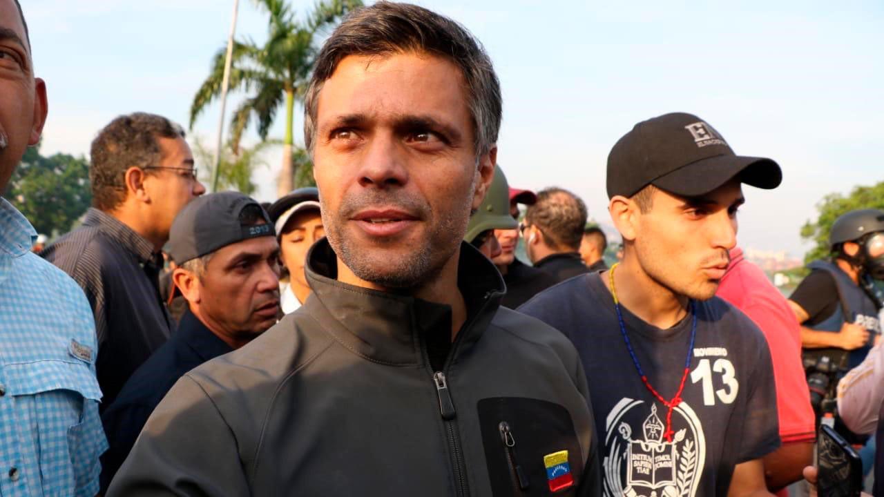 Tribunal Supremo de Venezuela ordena detención de líder opositor Leopoldo López
