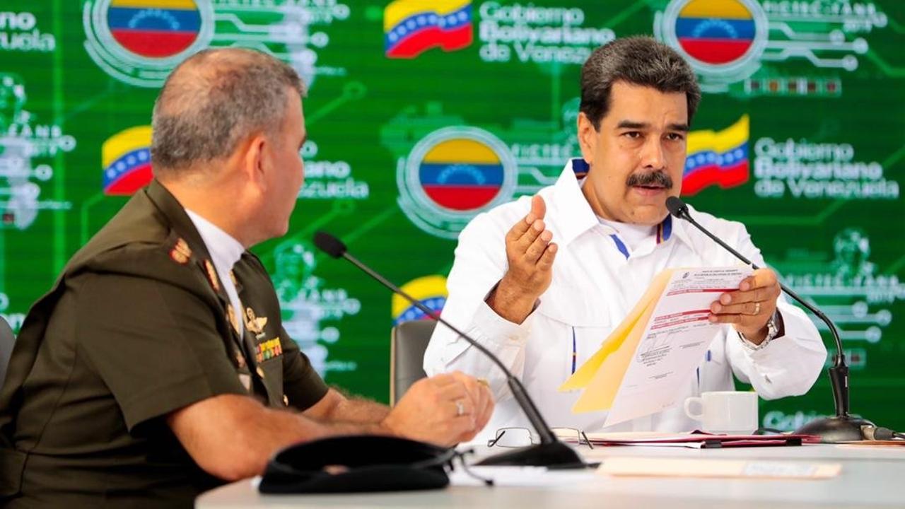 Maduro ordena una 'inversión inmediata' en Huawei