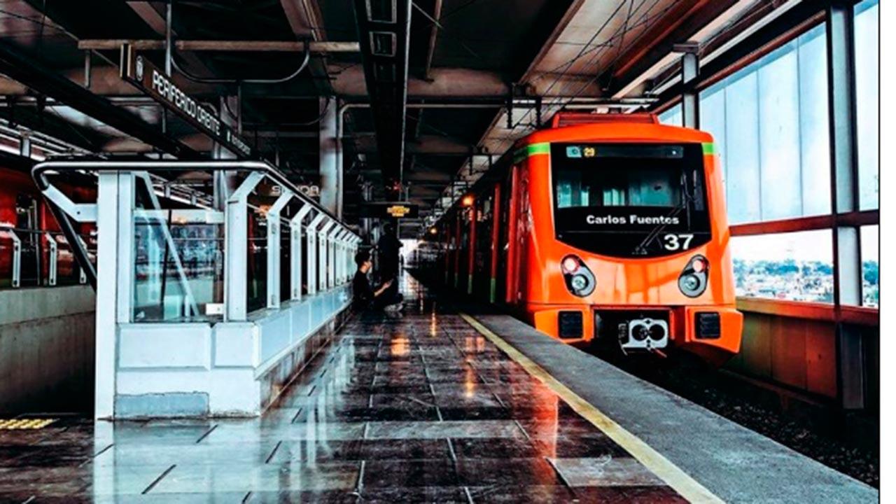 Metro aumentará frecuencia de trenes tras obras de renivelado