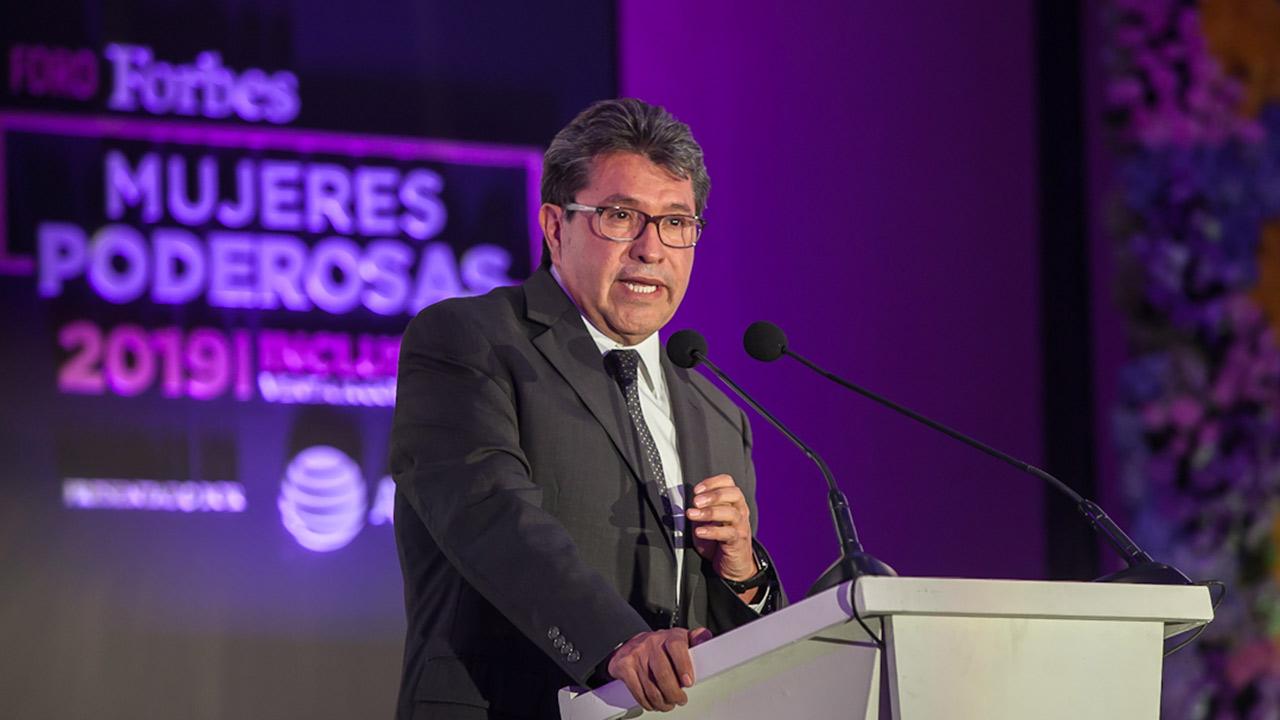 Las reformas de paridad de género son insuficientes: Ricardo Monreal