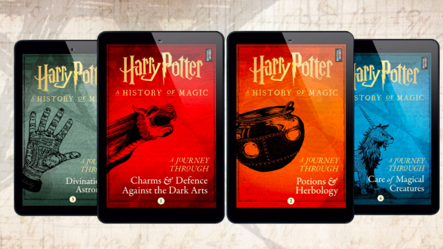 Harry Potter J.K. Rowling libros