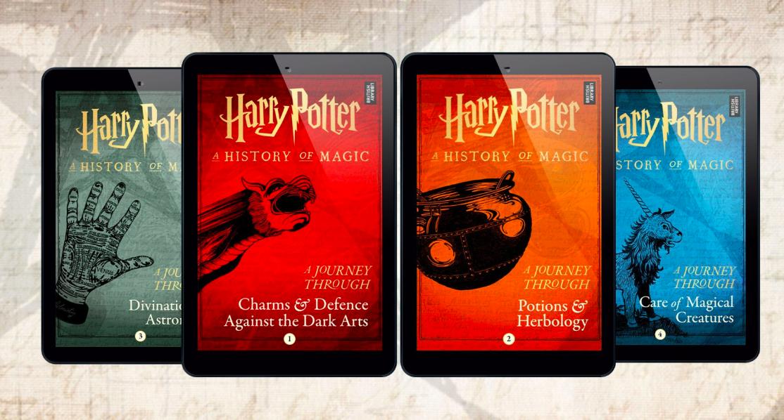 J.K. Rowling publicará 4 nuevos libros de Harry Potter
