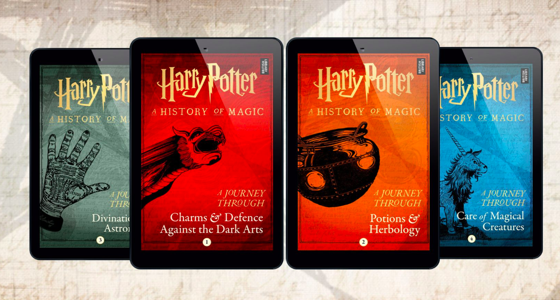 Harry Potter J.K. Rowling libros