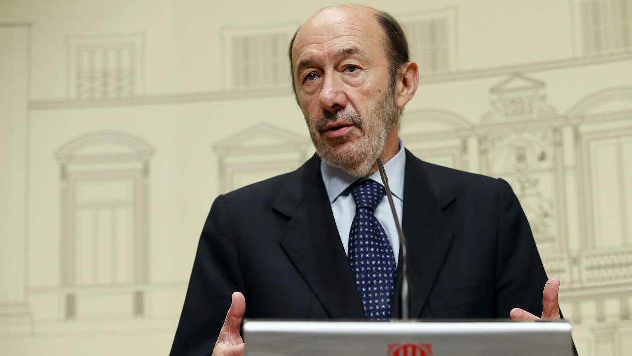 Fallece exvicepresidente español Pérez Rubalcaba
