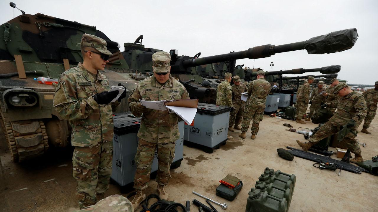 Los ejércitos más poderosos de 2019: EU y Rusia encabezan la lista