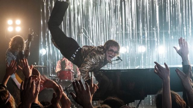 Rocketman estreno Elton John Spotify