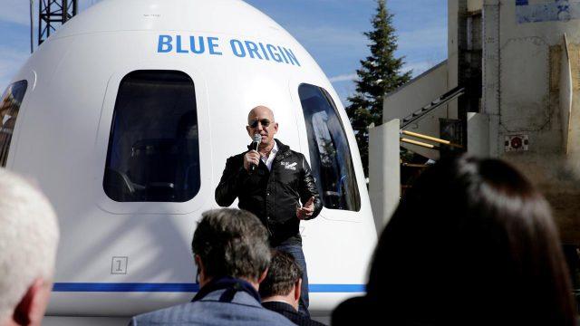 Modulo blue origin Bezos