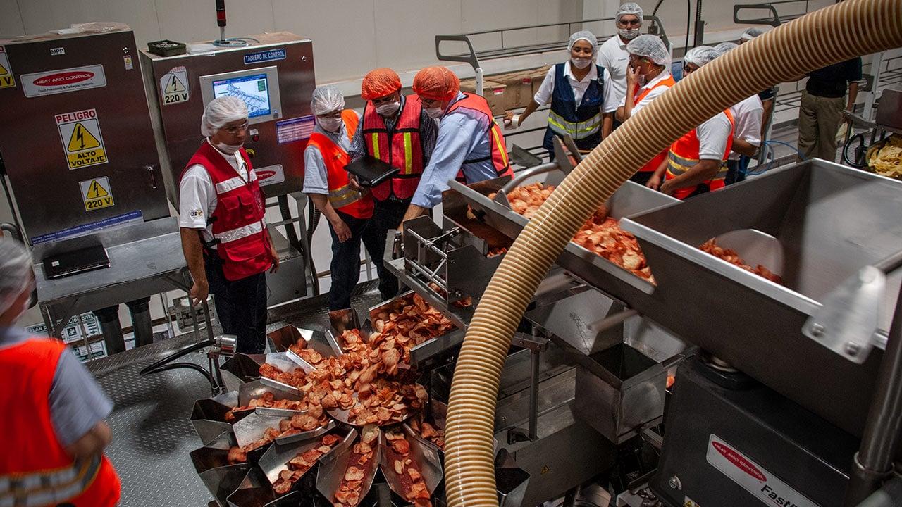 PepsiCo invertirá 109 mdd en una planta de botanas en Guanajuato para 2020