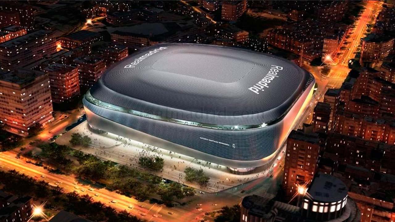 Empresa de Slim gana contrato para remodelar el estadio del Real Madrid