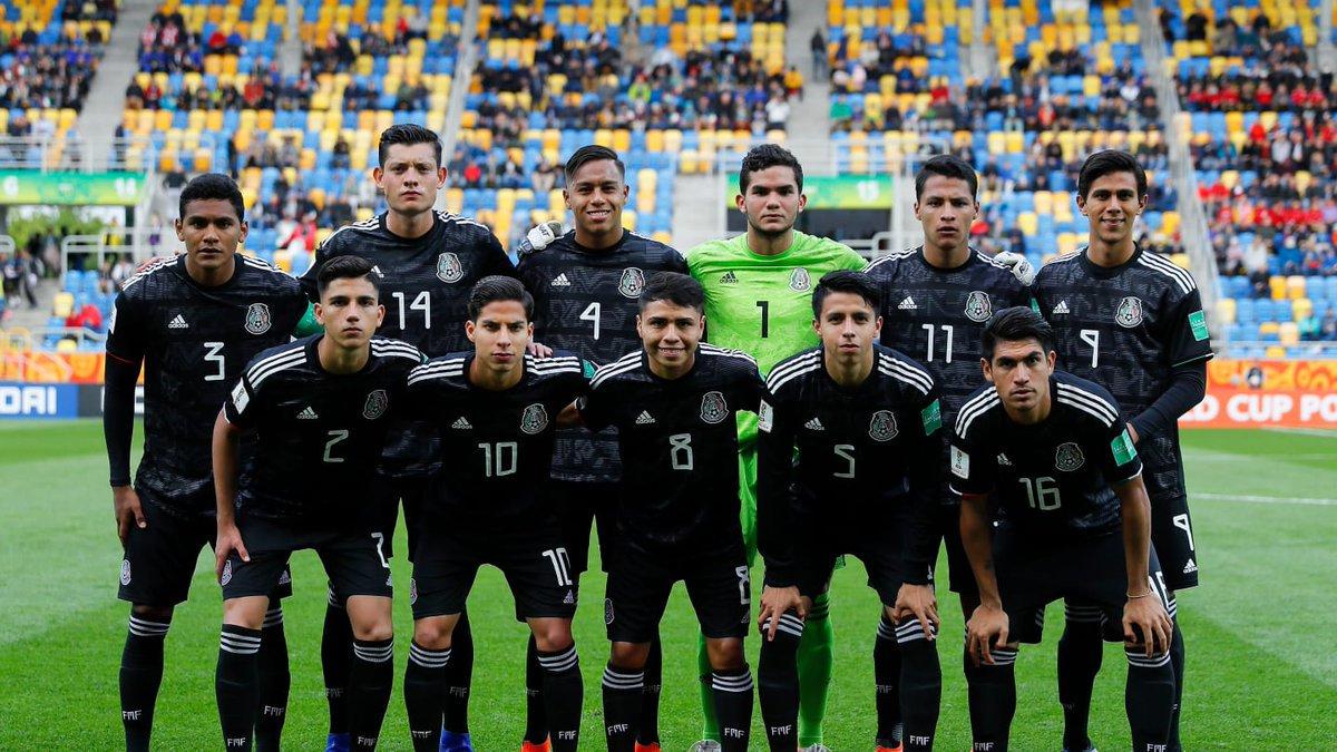 No hubo milagro: Mexico queda eliminado del Mundial Sub 20