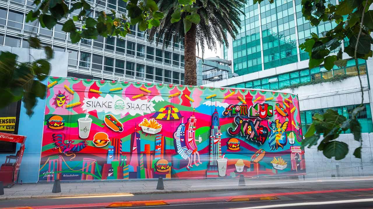 La cadena de hamburguesas Shake Shack llega a Ciudad de México