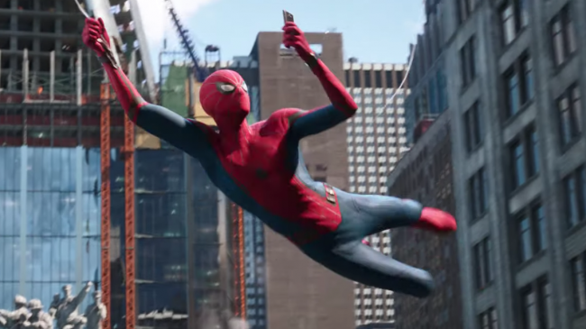 Spider-Man será el heredero de Tony Stark