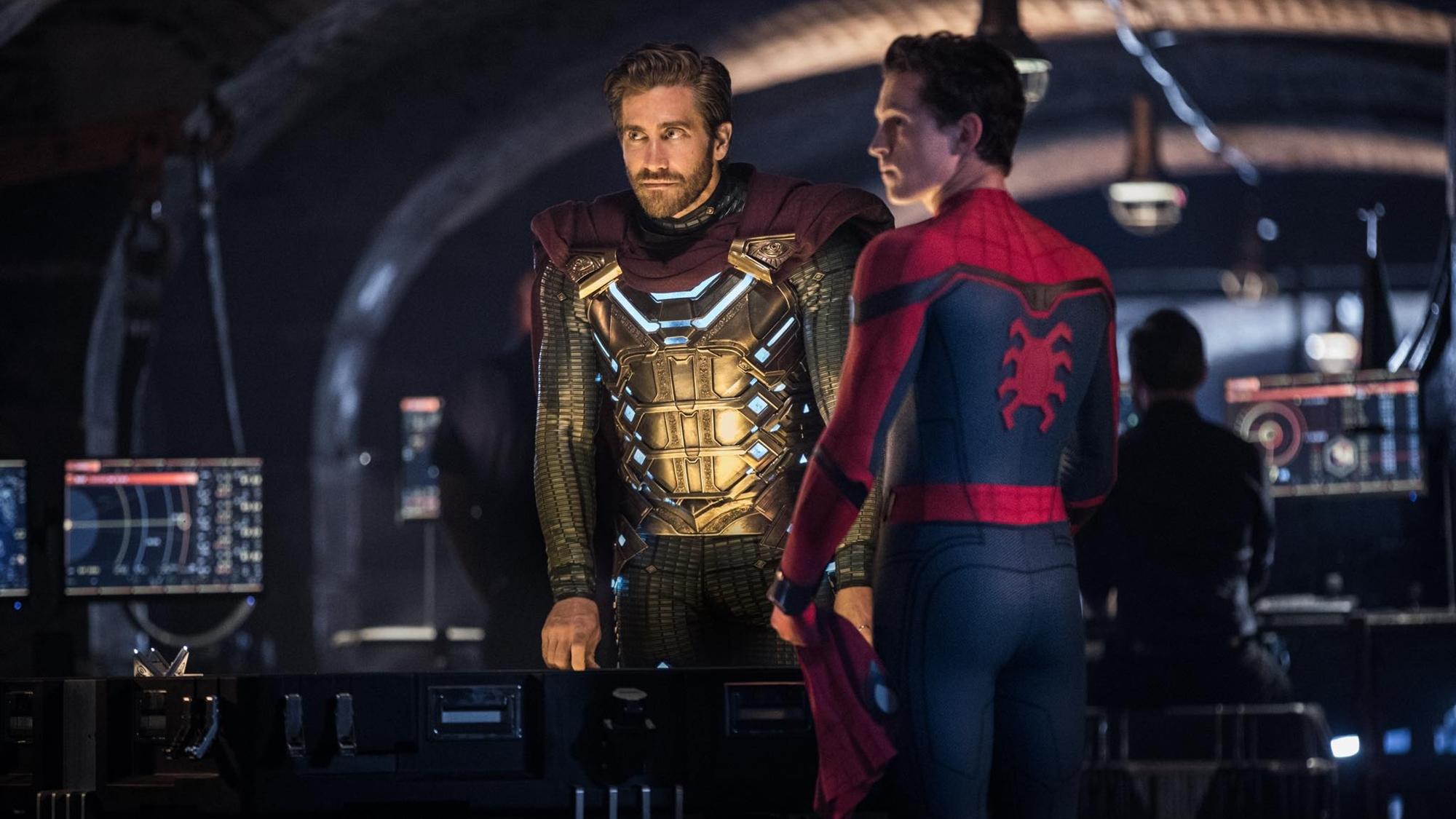 'Spider-Man: Far From Home' estrena tráiler y muestra el mundo tras 'Avengers Endgame'