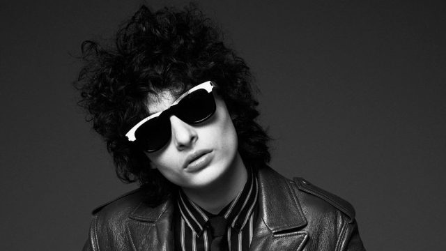 Finn Wolfhard 'Stranger Things' Yves Saint Laurent
