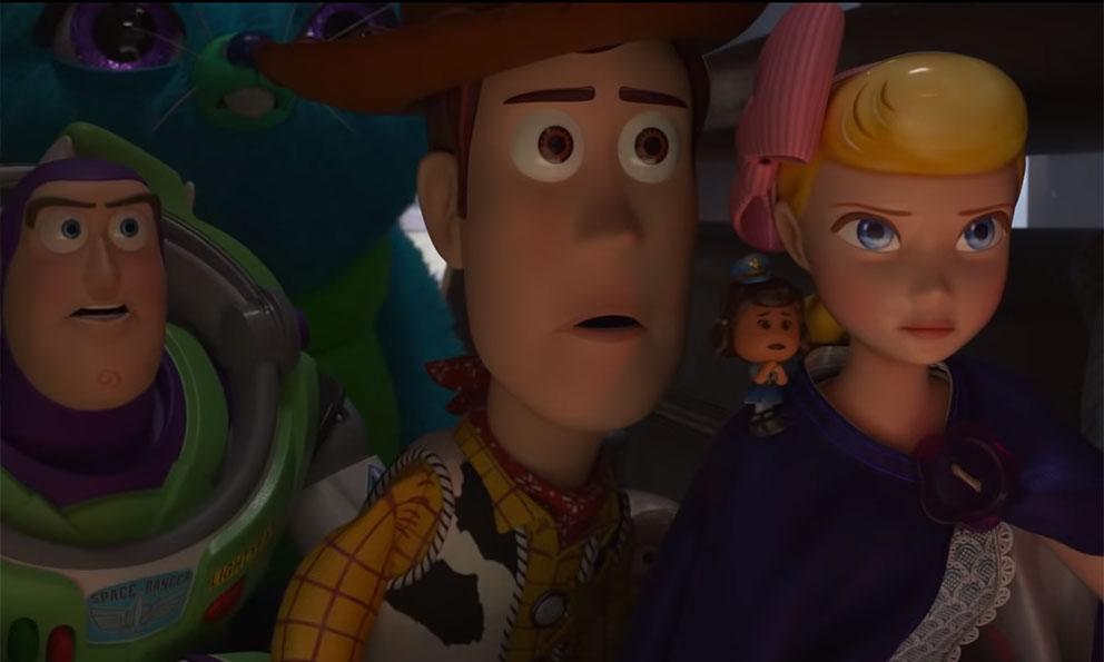 'Toy Story' reacciona a #MeToo y elimina escena de 'acoso'